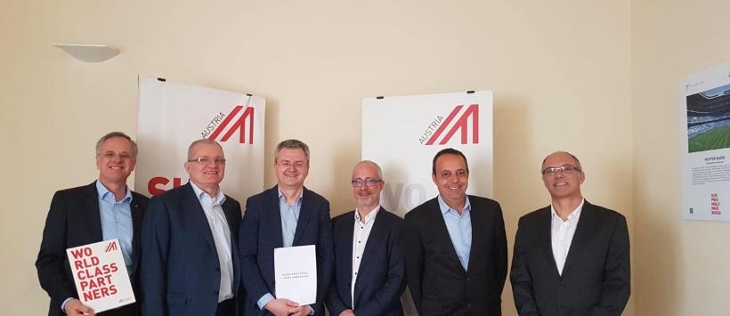Bridge4Mobility und Talents for Europe unterzeichnen Kooperationsvertrag