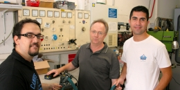 Erfolgreiche Fachkräftesicherung auch ohne MobiPro-EU: Spanische Azubis im Briefzentrum der Deutschen Post