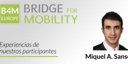 Qué hablen nuestros participantes: Hoy es el turno de Miquel A. Sansó