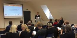 Informationsveranstaltung zur neu geschaffenen Europäischen Ausbildungs- und Transfer Akademie (EATA)