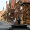 En un barrio de Augsburgo, los inquilinos pagan un alquiler de 0,88 € al año