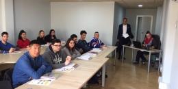 Die Deutschkurse für unsere AZUBI Anwärter haben begonnen !