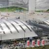 La maqueta del aeropuerto de Hamburgo en Discovery MAX