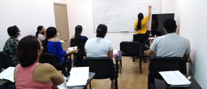 B4M LATAM – Rückkehr unserer Teilnehmer/innen ins Klassenzimmer