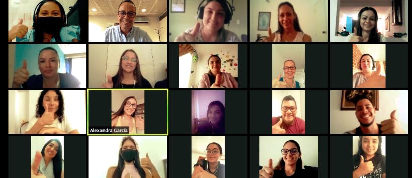 B4M Latam startet 4. Deutschkurs für kolumbianische Pflegekräfte