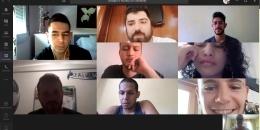 Deutschunterricht für künftige AZUBIS im virtuellen Klassenzimmer