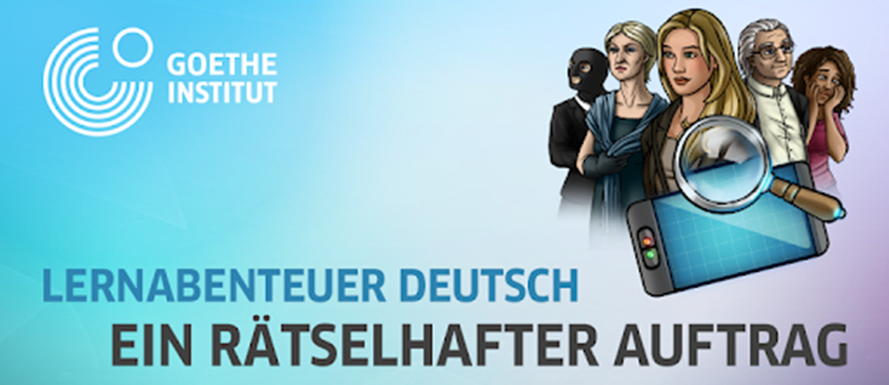 Aprendiendo alemán con un juego para dispositivos móviles