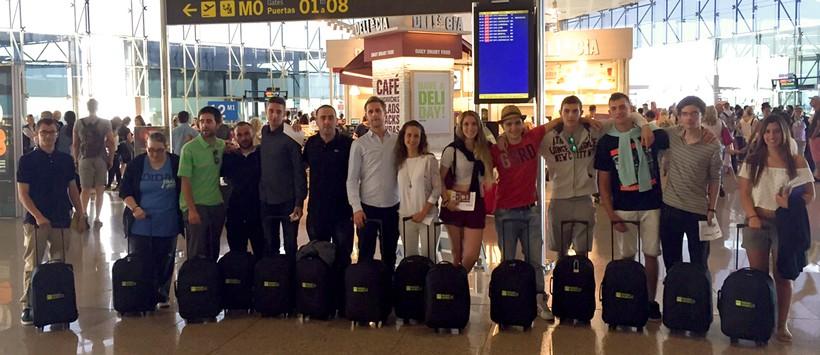 Auf nach Berlin! Mit MobiProEU von Barcelona an den Scharmützelsee