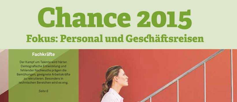 Chance 2015 – Fachkräftesicherung leicht gemacht