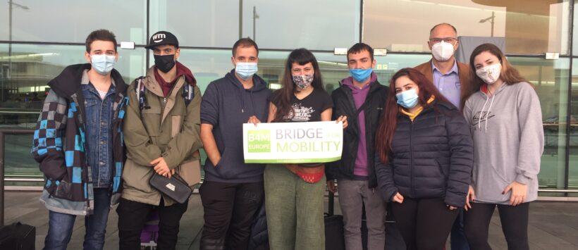 Neue Gruppe AZUBIs tritt ihre Reise nach Deutschland an