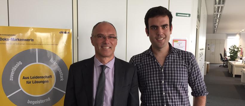 Hemos visitado a Pablo, uno de los ingenieros que participó en el proyecto CATPRO 2016