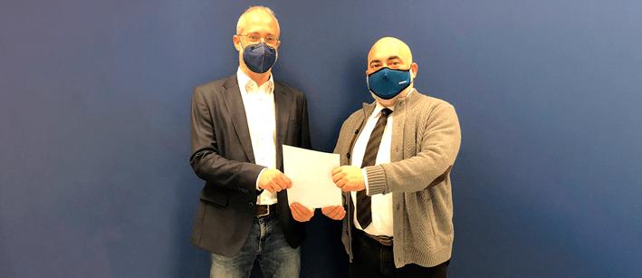 B4M und fedaEDU unterzeichnen Kooperationsabkommen