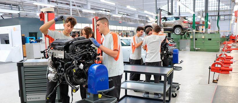 Alemanya, Suïssa i Holanda són referents en Formació Professional Dual