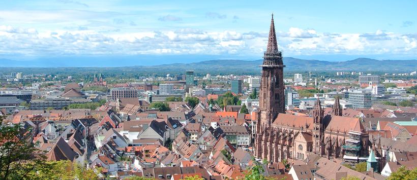 Así es Freiburg, la ciudad que acojerá a los participantes del proyecto B4M UNIDUAL 2018