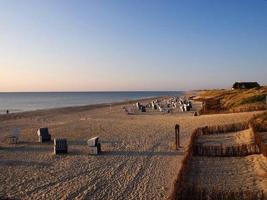 las mejores playas de alemania-sylt
